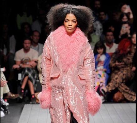 Mónica Lafayette: uma verdadeira musa angolana no Moda Lisboa