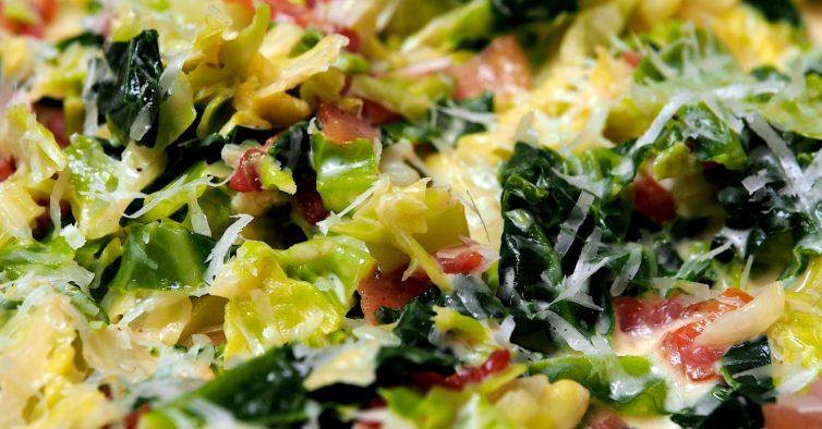 A receita de massa carbonara que não prejudica a dieta