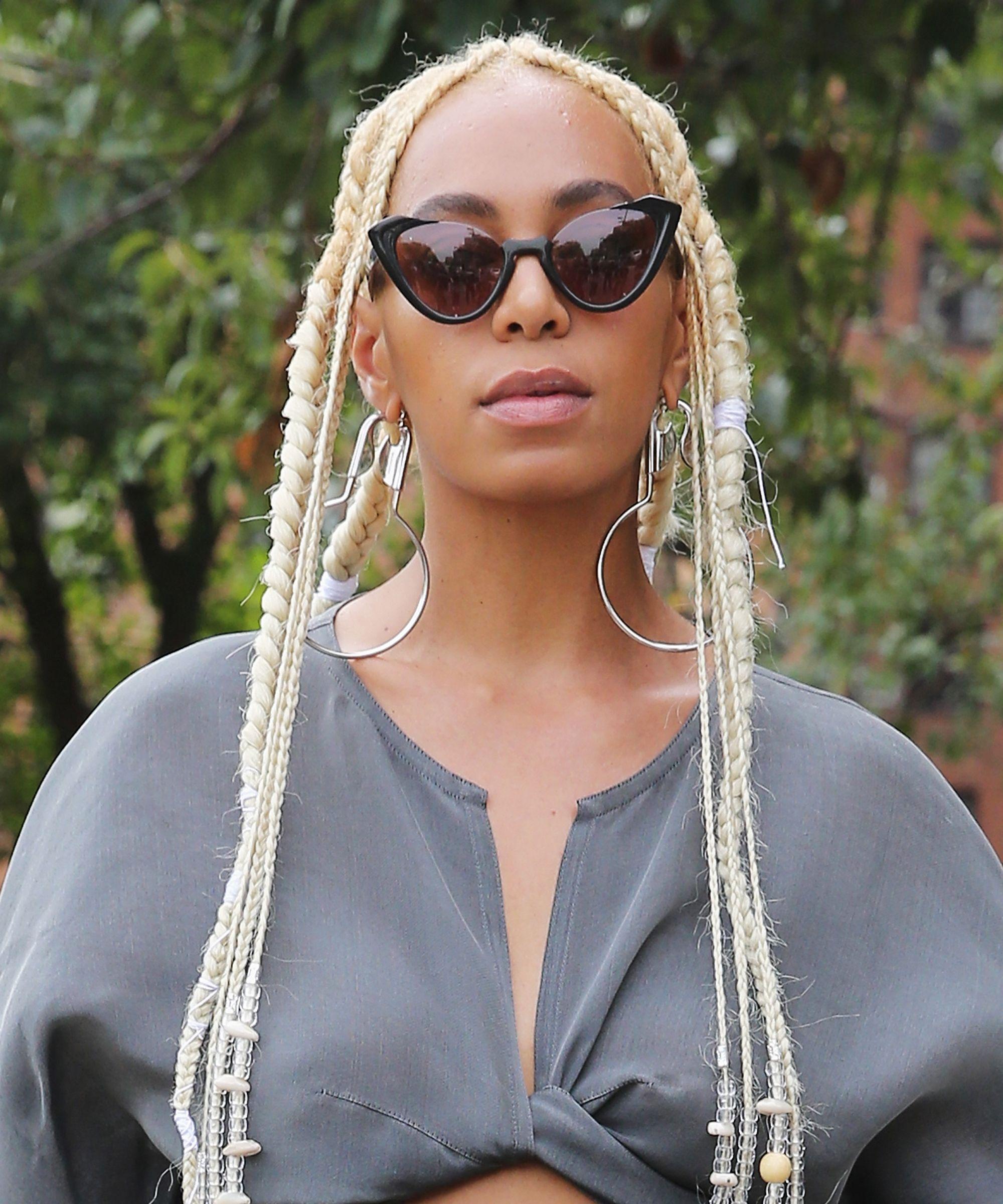 Beyoncé is: Solange's sister