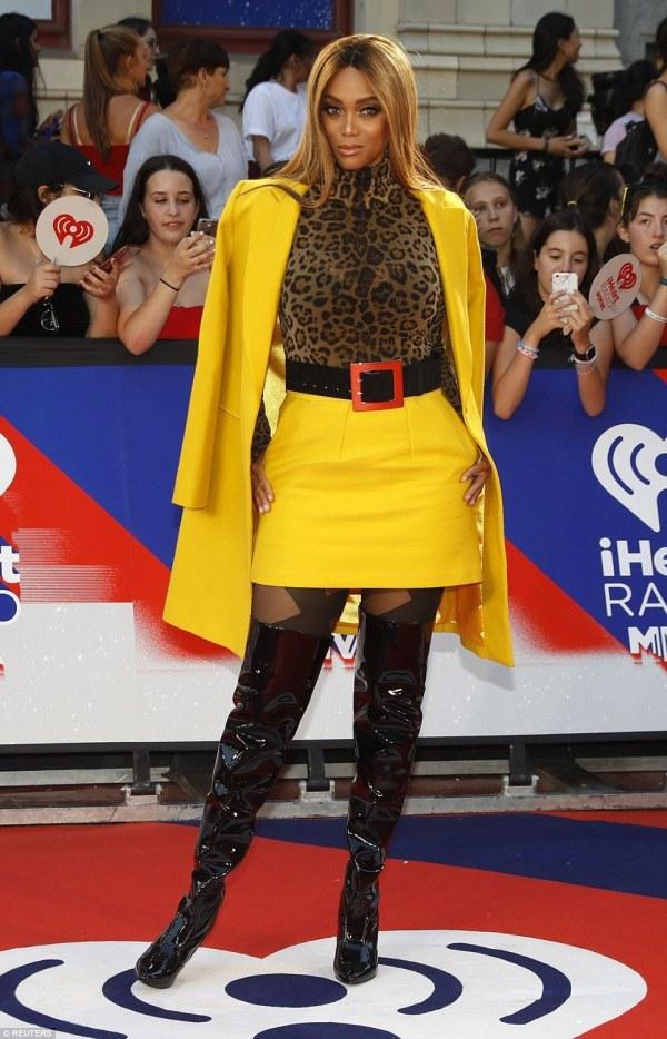 Ícone de estilo: 4 inspirações de Tyra Banks