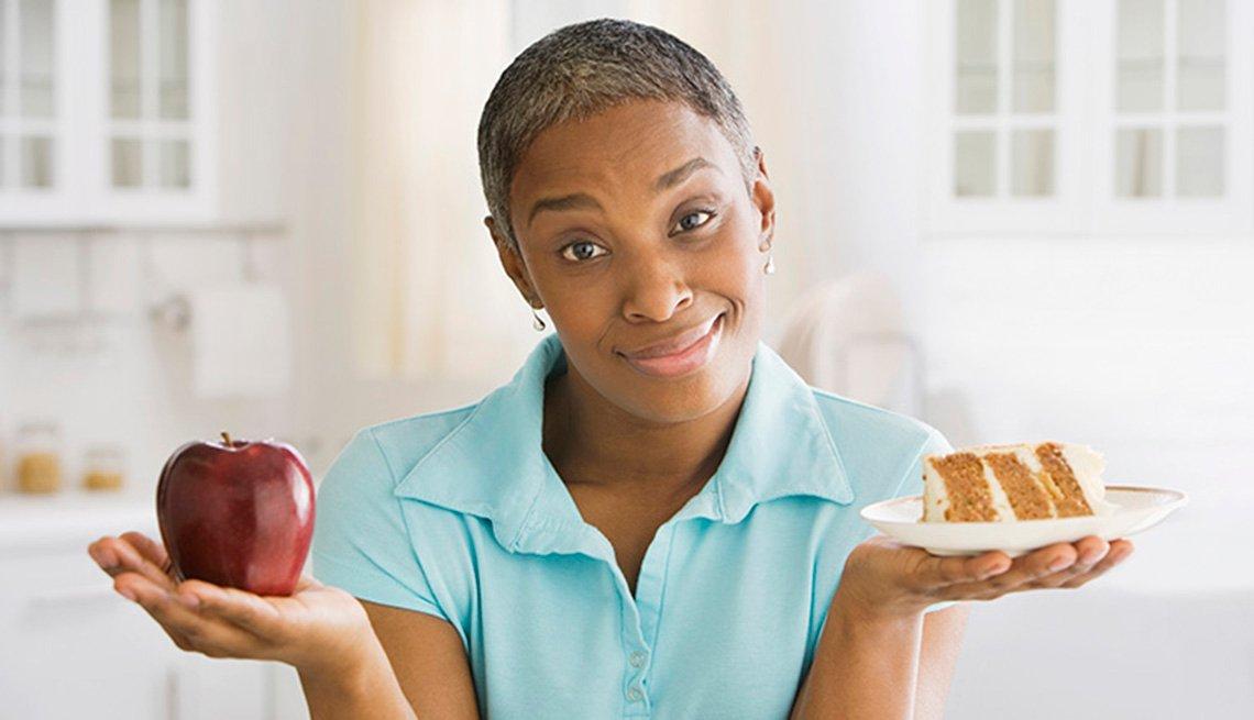 Estes são os 5 alimentos que a impedem de perder peso, revelados por uma nutricionista