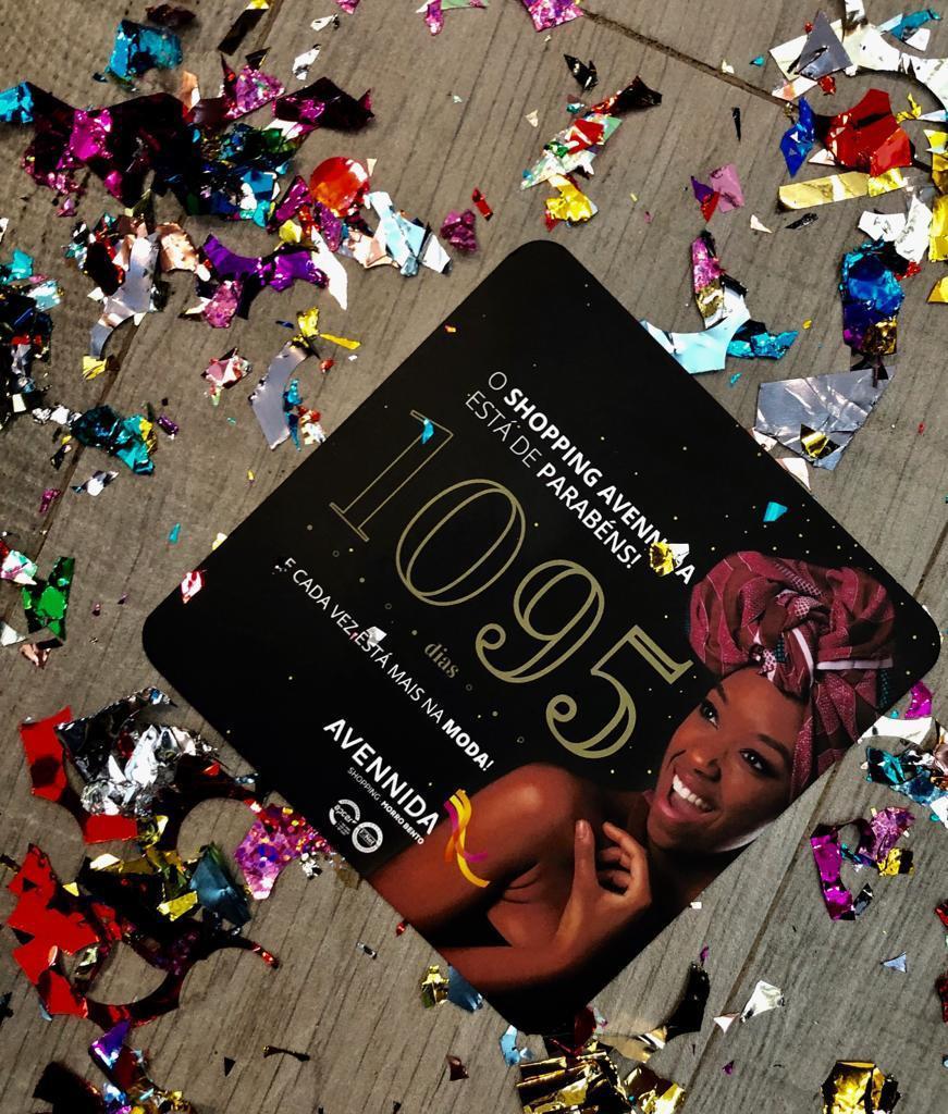 O Shopping Avennida celebra o seu aniversário com muita moda e actividades gratuitas que não vai querer perder