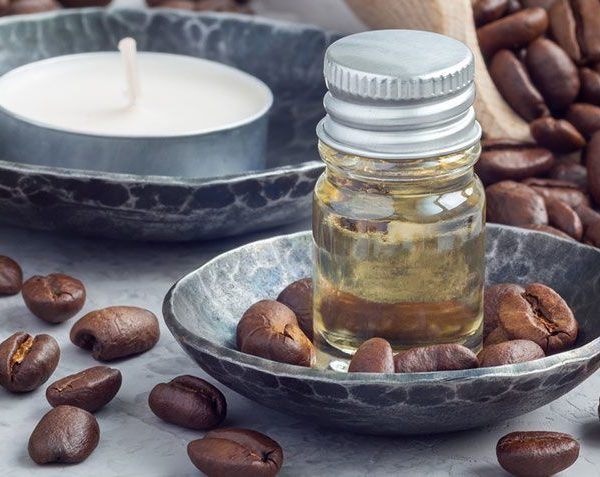 Óleo de café para uma pele perfeita