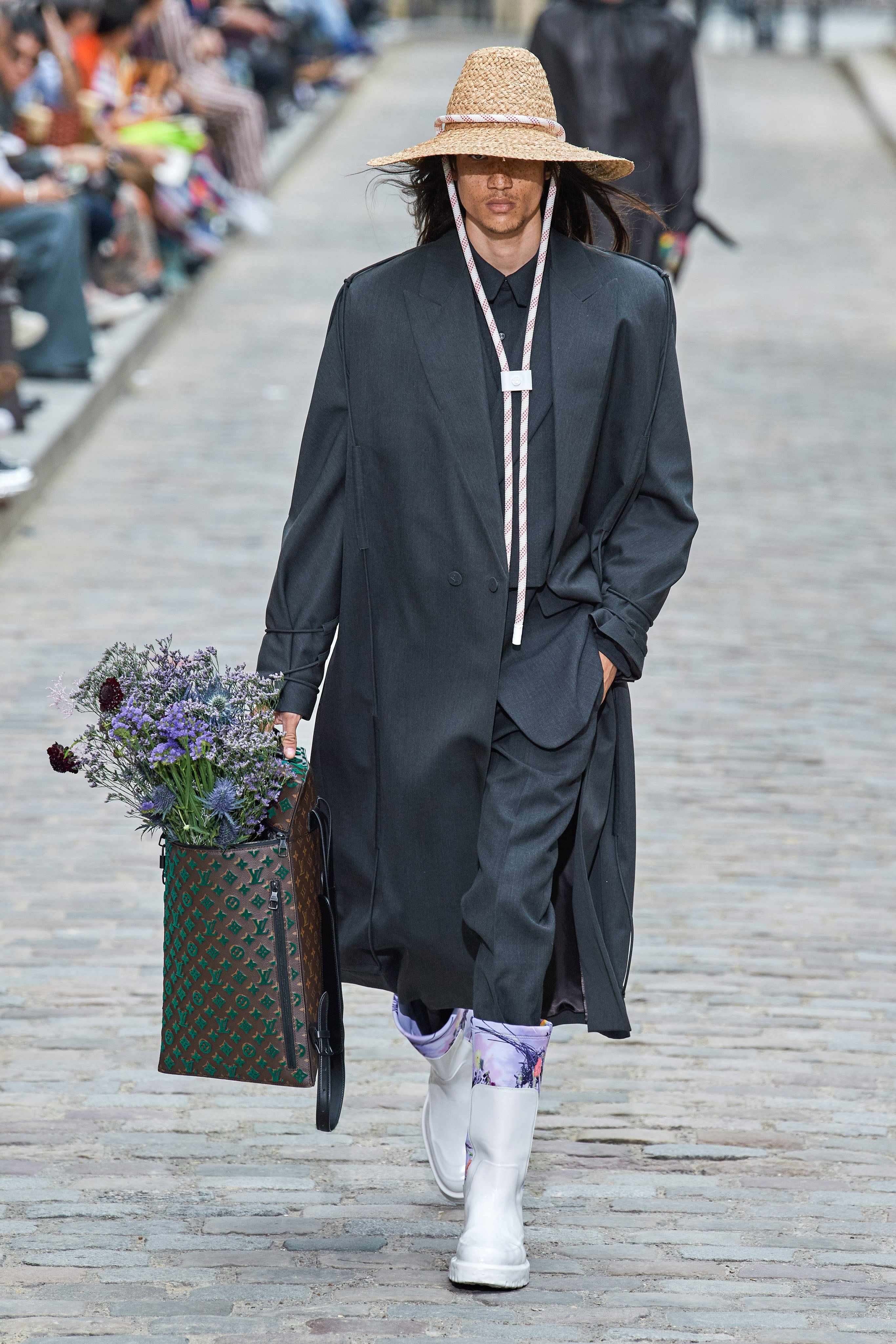 Desfile masculino Louis Vuitton Spring-Summer 2020
