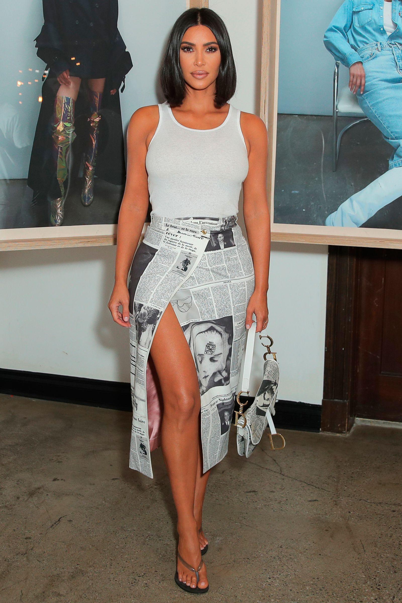 A estampa vintage que é a nova queridinha das irmãs Kardashian-Jenner