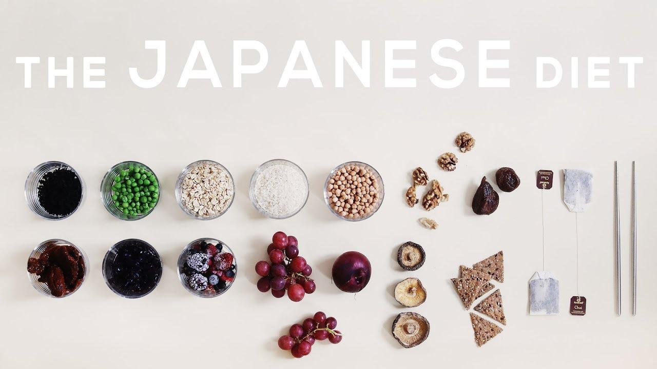 A dieta japonesa que promete a perda de 7kg em 1 semana