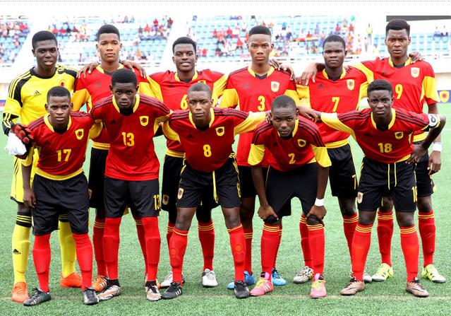 Selecção Nacional Sub-17 de Futebol está cada vez mais perto do Campeonato do Mundo
