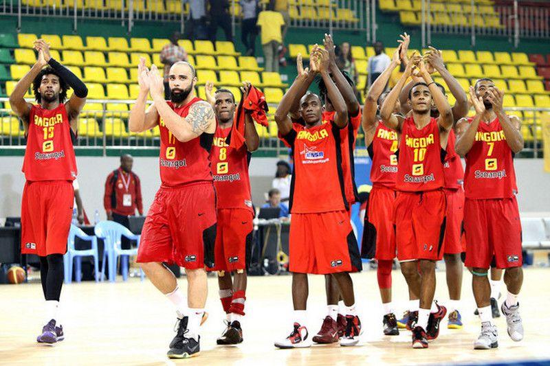 Presença da Selecção de Angola no torneio Pré-Olímpico, confirmada pela FIBA