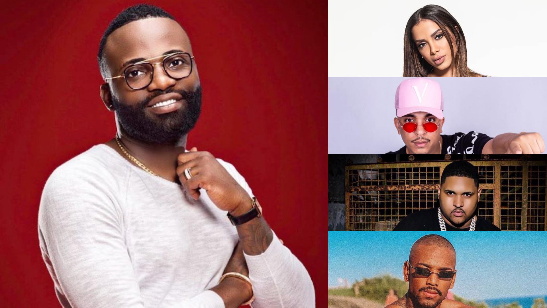 Preto Show prestes a gravar com Anitta, Nego do Borel, Kevin O Chris e DJ Will 22