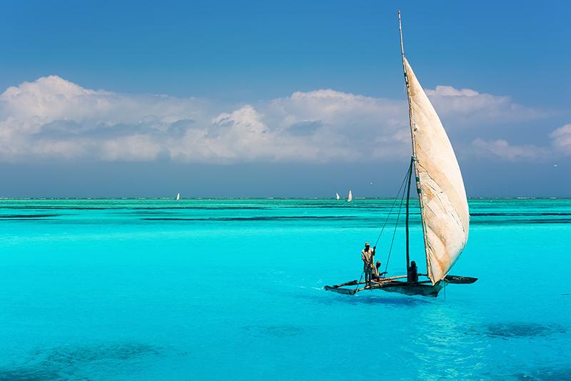 Zanzibar: o paraíso perto de si
