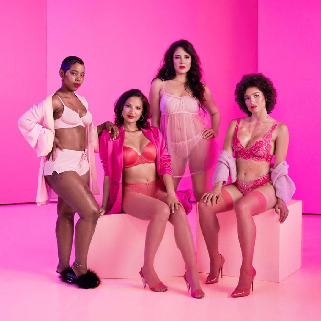 Rihanna lança coleção de conscientização sobre o cancro da mama!