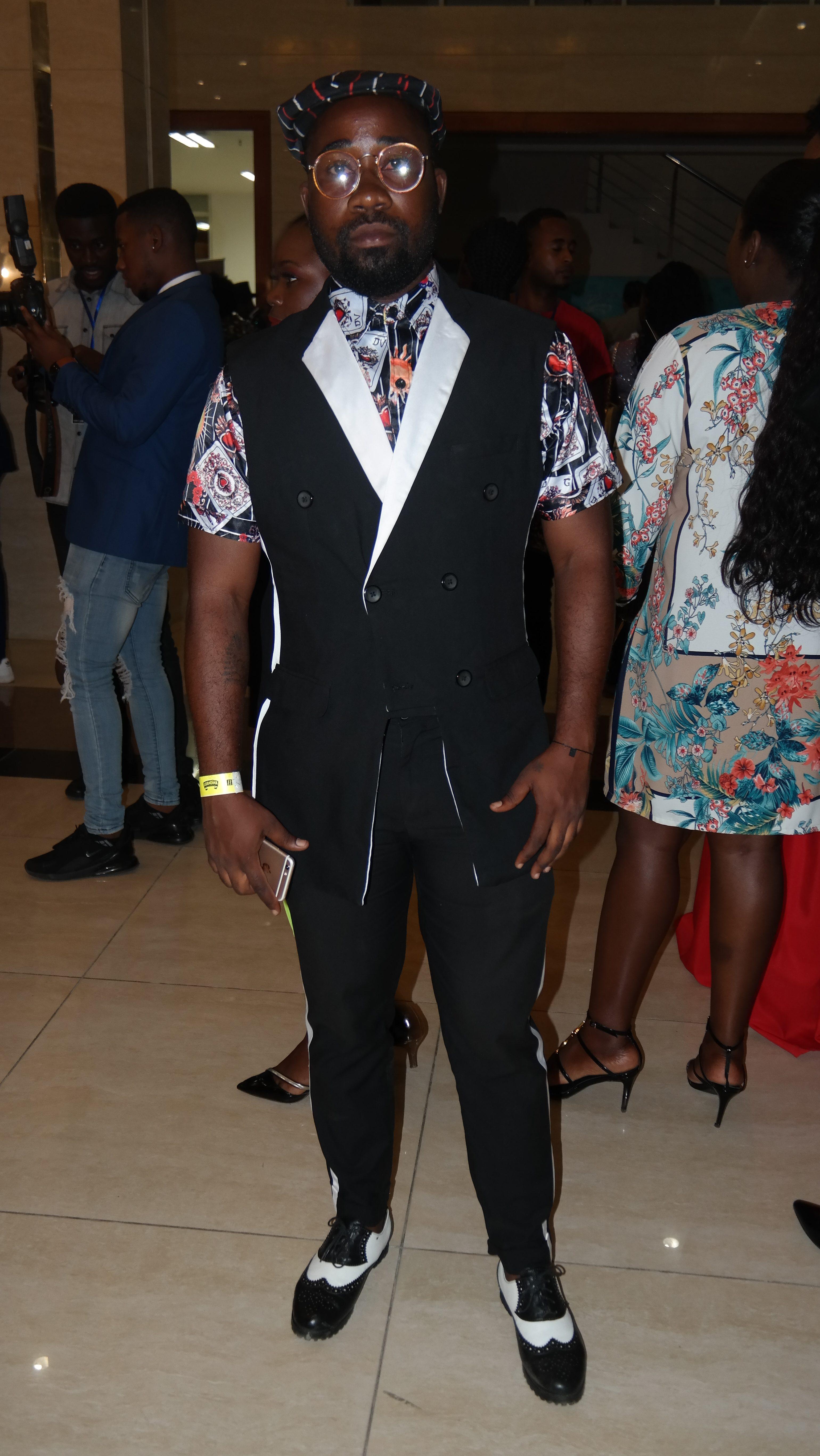 "Os melhores LOOKS masculinos do ""Angola Video Music Awards"""