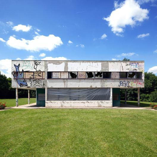 """""""Villa Savoye"""" está em deterioração?!"""