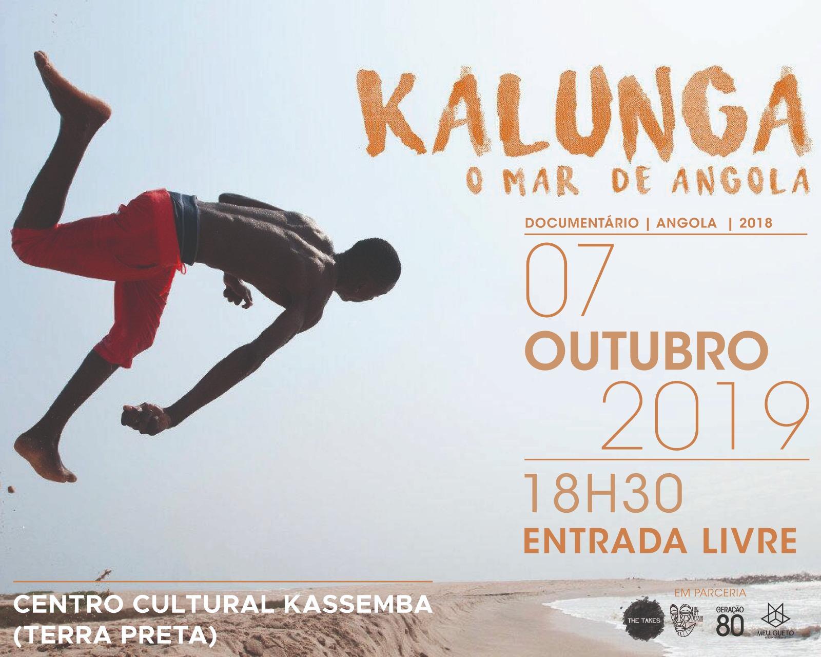 """""""Kalunga, o mar de Angola"""": 1º documentário sobre Surf em Angola"""