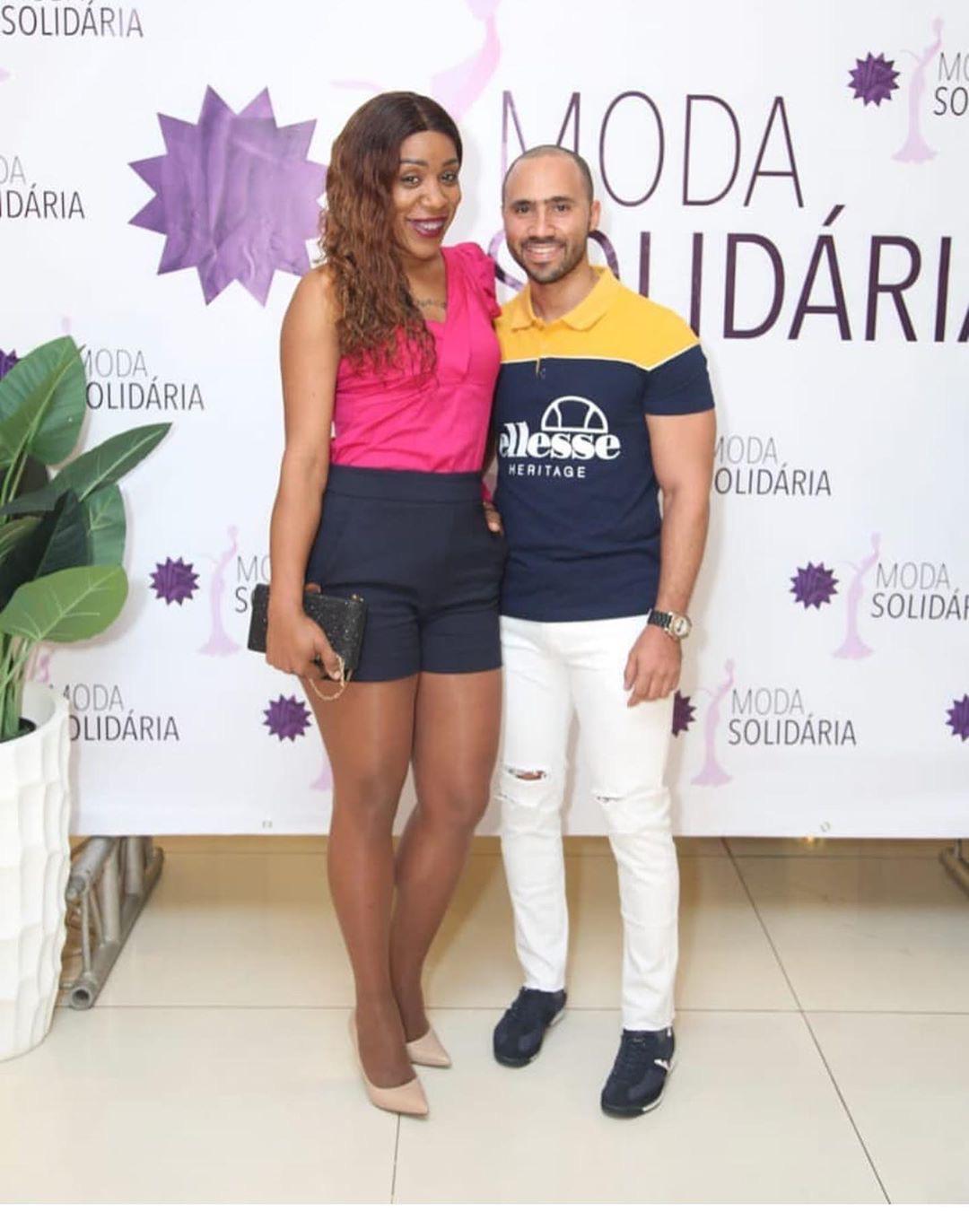 """Moda Solidária"" por Hadja Models"