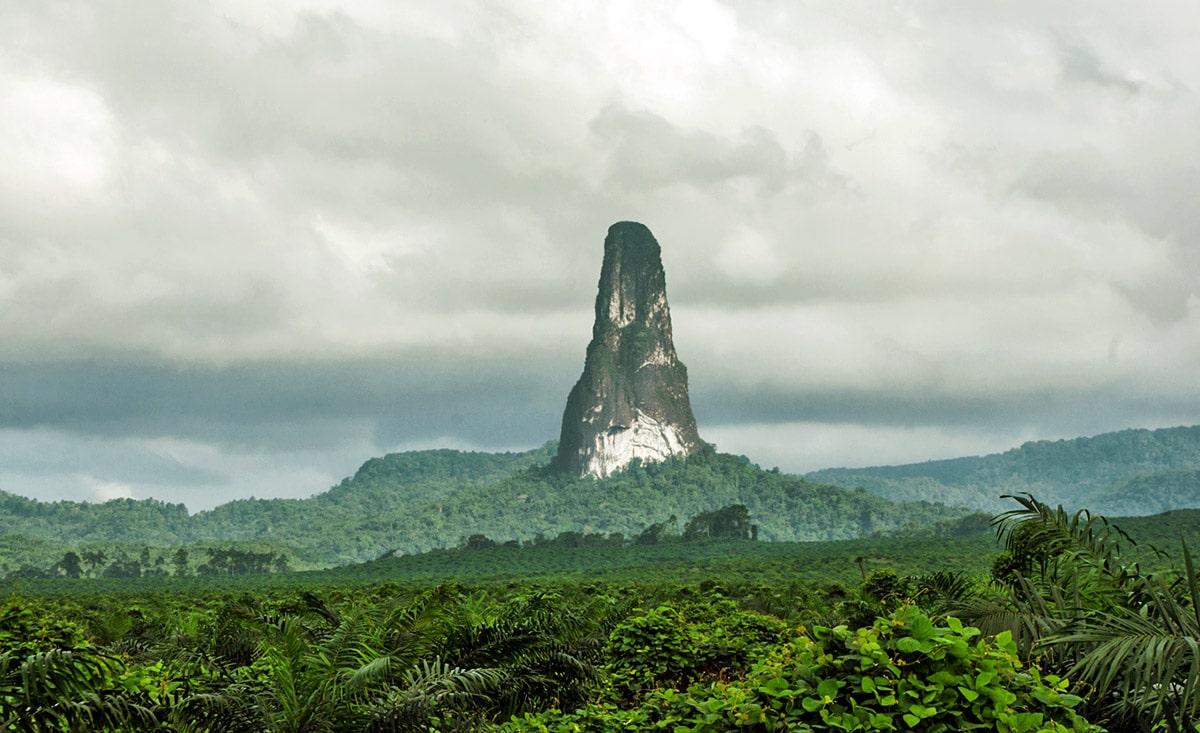 São Tomé e Príncipe: Beleza Idílica