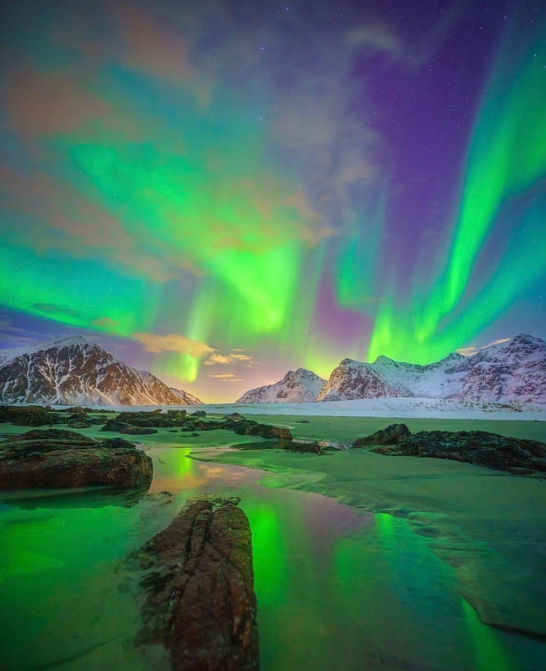 Tudo o que precisa saber para ver a Aurora Boreal (além da sorte)