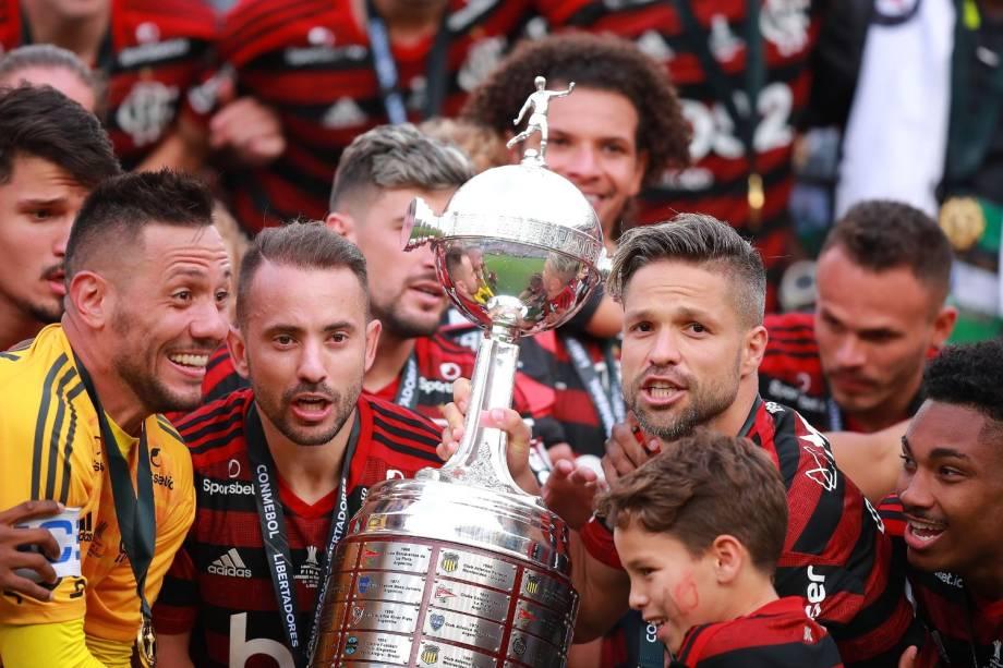 Flamengo BICAMPEÃO