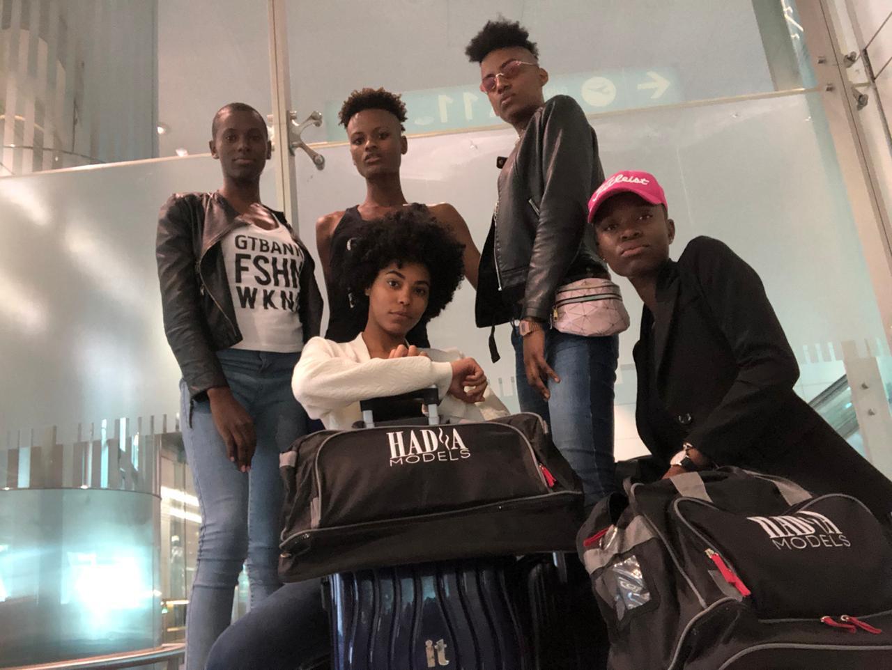 Hadja Models leva o nome de Angola aos 4 cantos do Mundo!