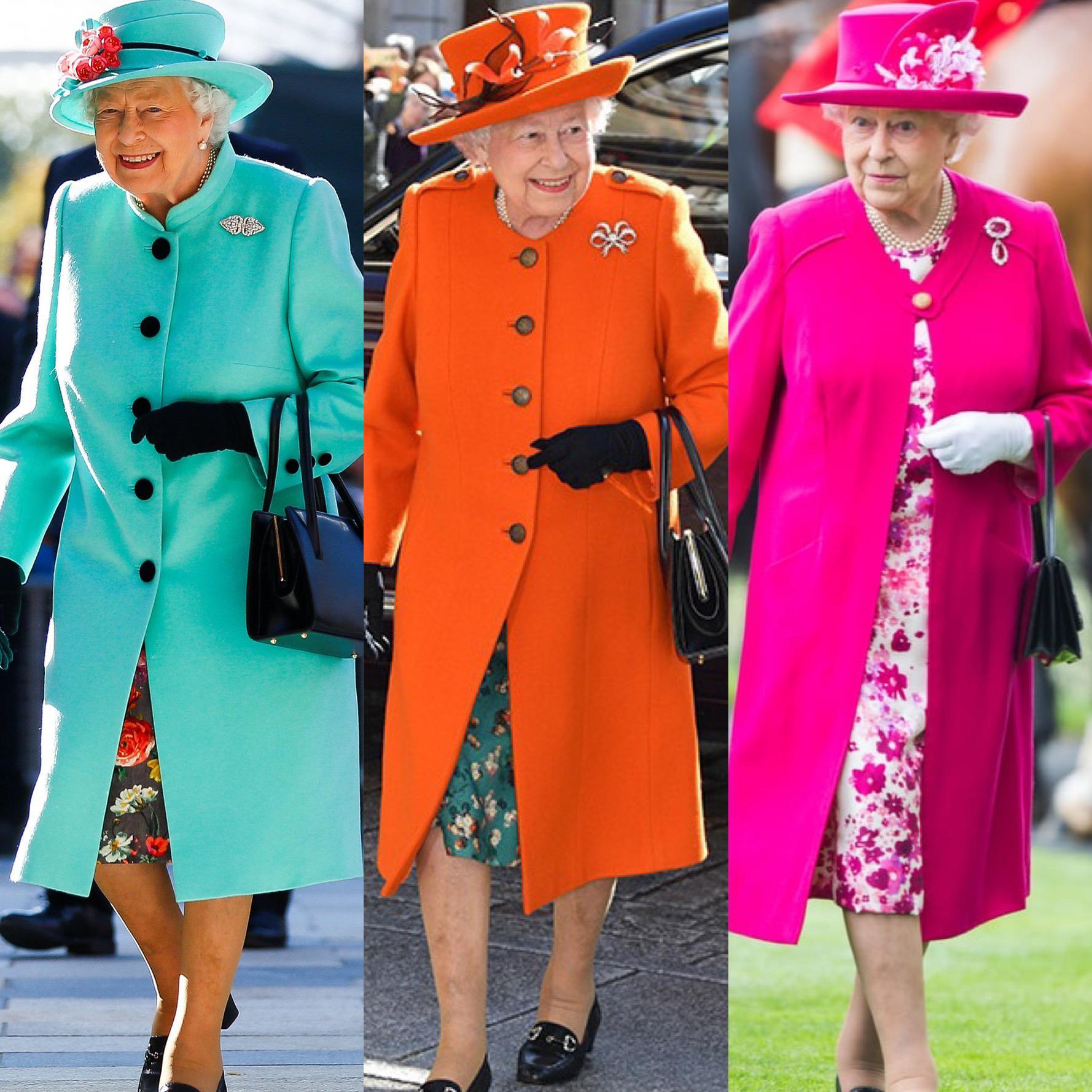 Rainha Isabel II vai excluir o uso de peles de animais do seu guarda-fato!