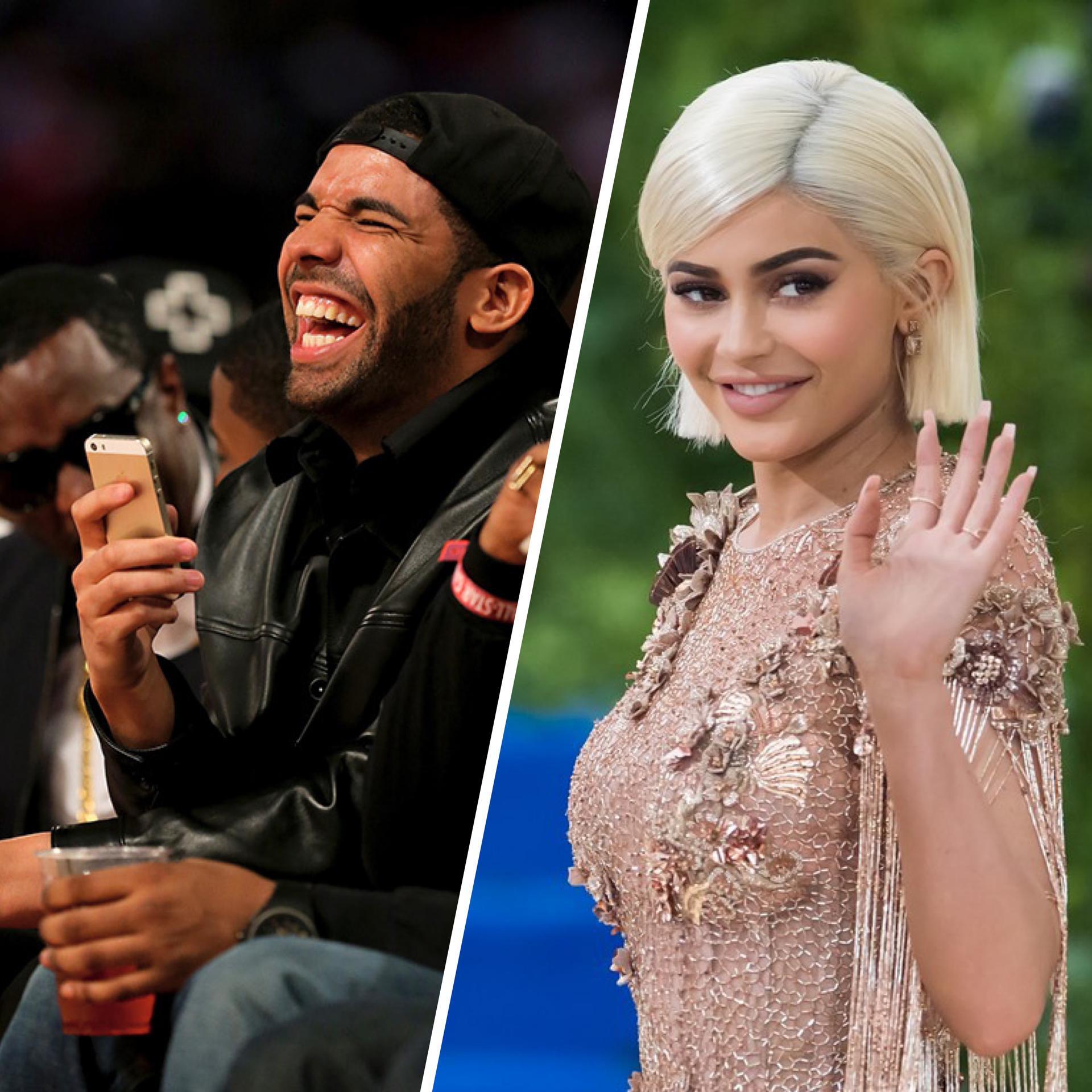 Kylie Jenner e Drake são apenas amigos