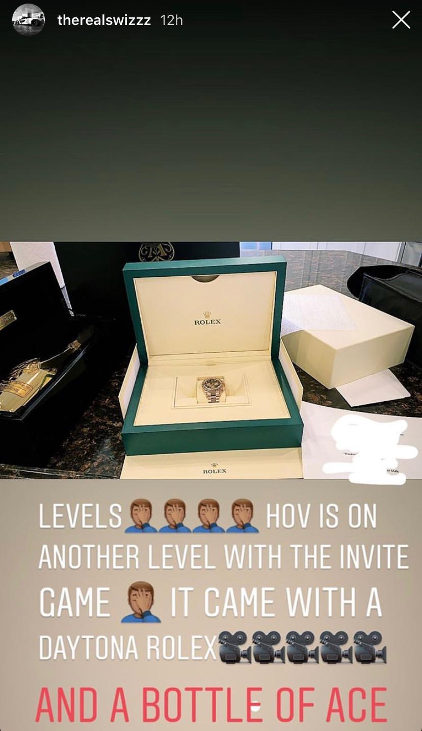 JAY-Z usa relógios da marca Rolex como passes V.I.P