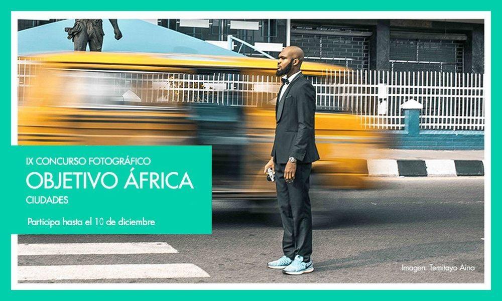 """Concurso Fotográfico """"Objetivo África"""" 2019"""