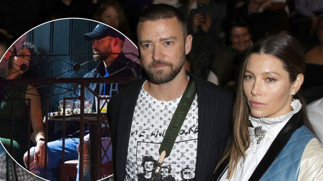 Justin Timberlake quebra o silêncio sobre a traição