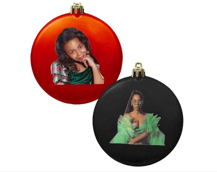 Beyoncé lança nova coleção de Natal