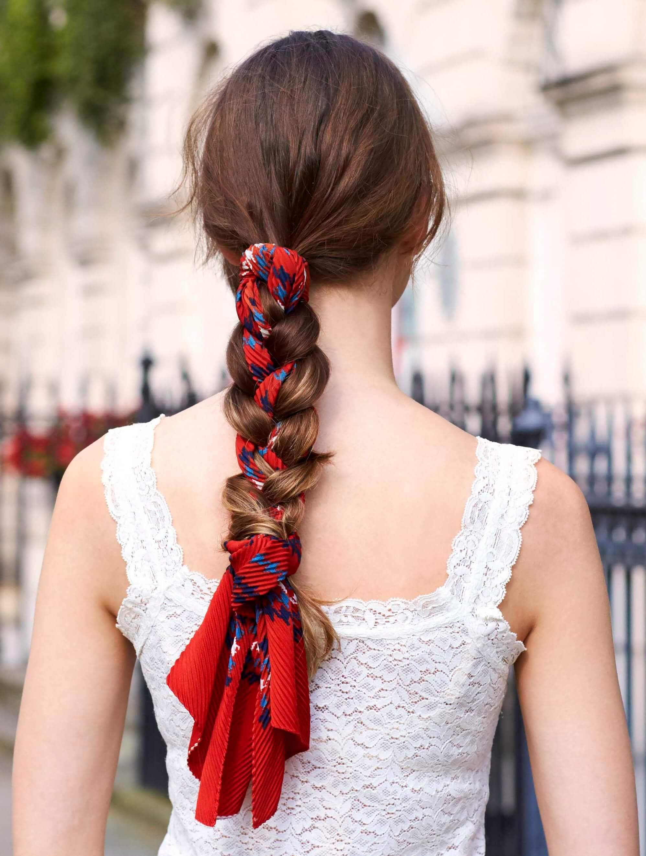 Trend Alert! Lenços no cabelo