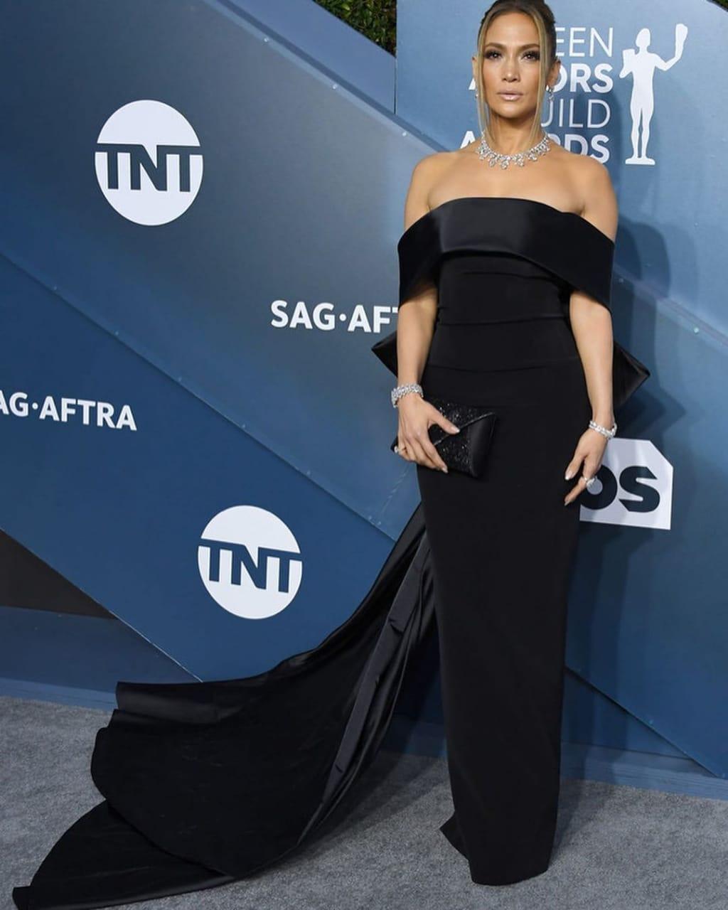 Veja os looks do tapete vermelho do SAG Awards 2020