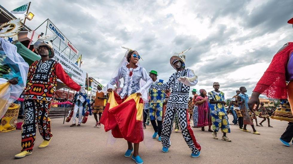 Luanda já dança o Carnaval