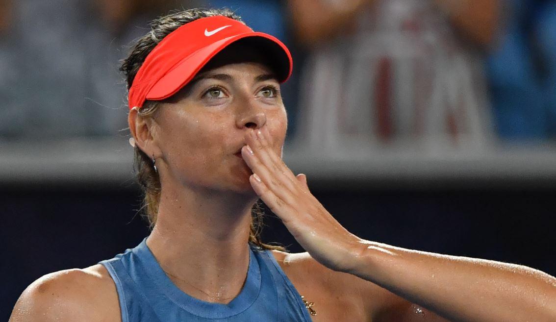 Maria Sharapova diz adeus às quadras