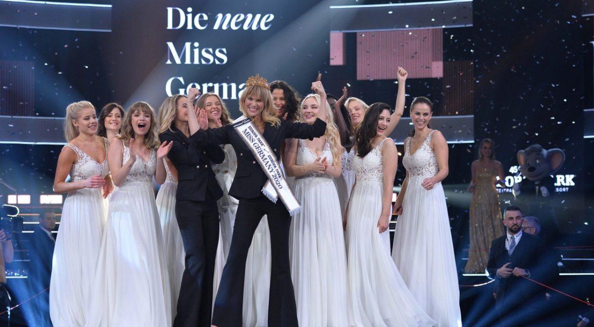 Contra todos estereótipos, empresária de 35 anos vence o Miss Alemanha 2020