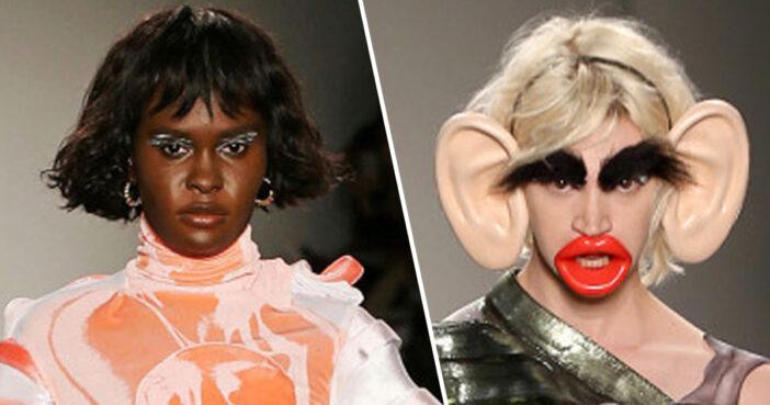 """Amy Lefevre recusa desfilar com acessórios """"racistas"""" na Semana de Moda de Nova York"""