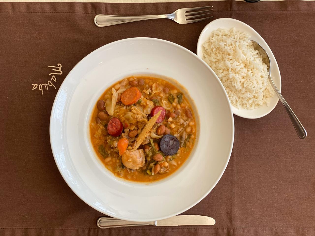 Experimentamos as delícias do Restaurante Mabuba e foi como voltar a casa