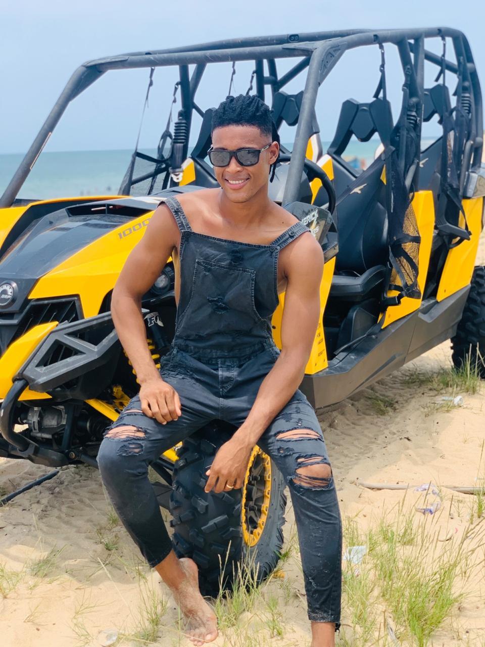 Angola já conta com o novo representante de beleza masculina