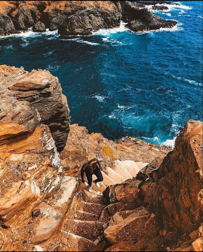 Namibe: a terra da felicidade