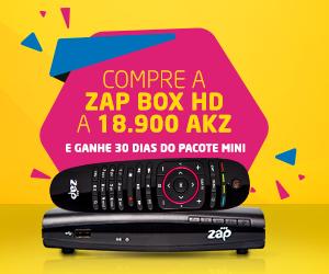 ZAP BOX HD PROMOÇÃO - Banner