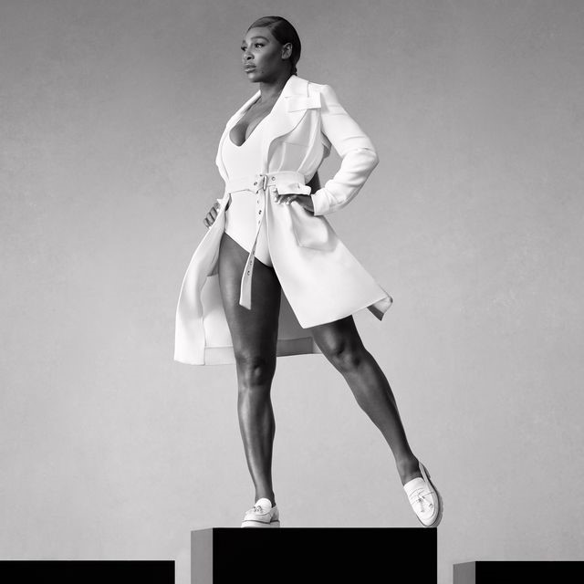 Serena Williams, a nova embaixadora da Stuart Weitzman