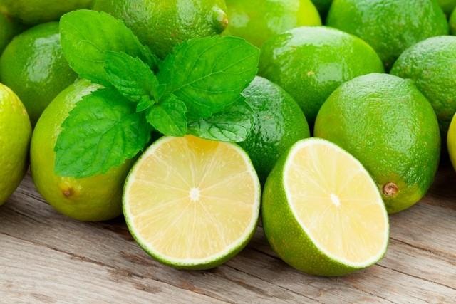O poder do limão