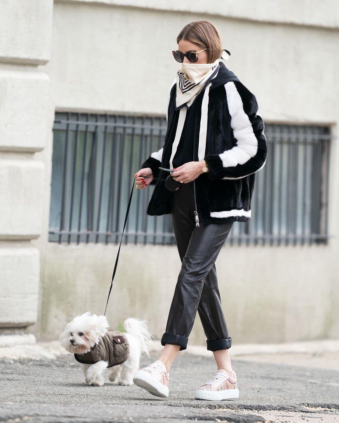 A moda de Olivia Palermo que as angolanas podem seguir
