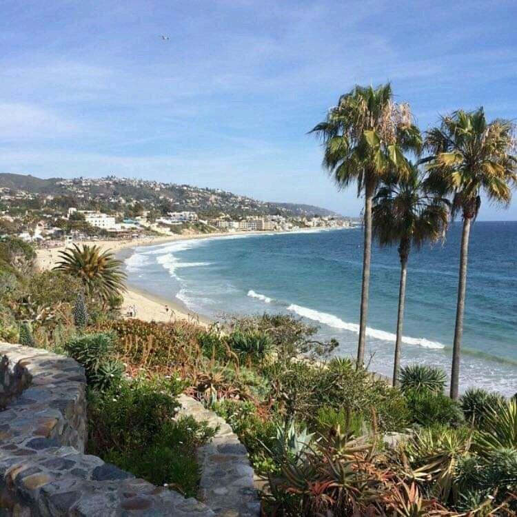 Laguna Beach: a cidade da arte