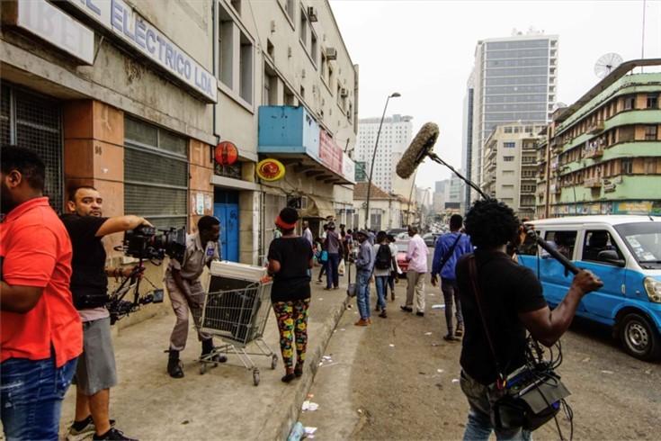 """Filme angolano """"Ar Condicionado"""" prepara-se para correr o mundo"""