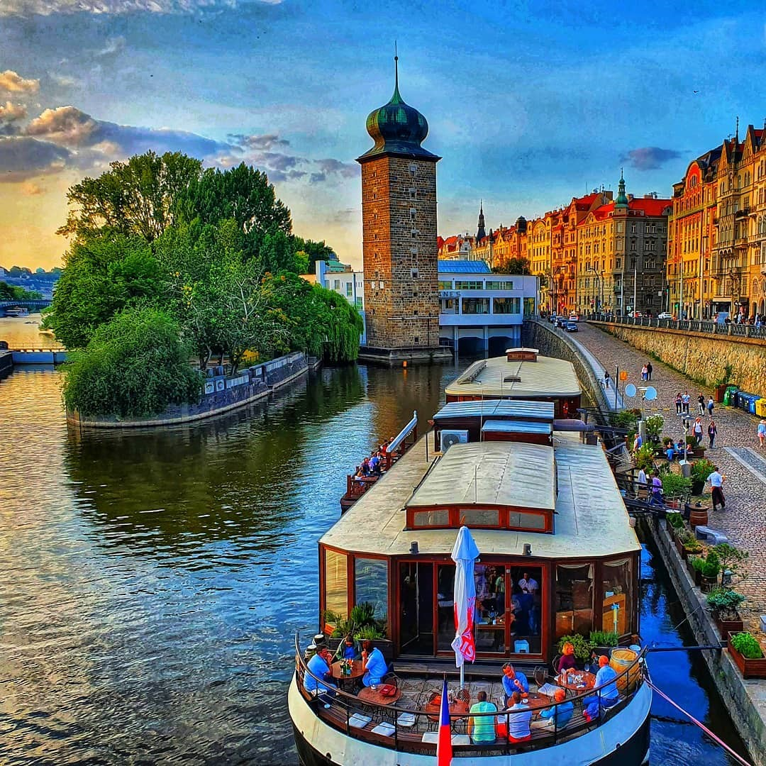 Praga Capital da Magia