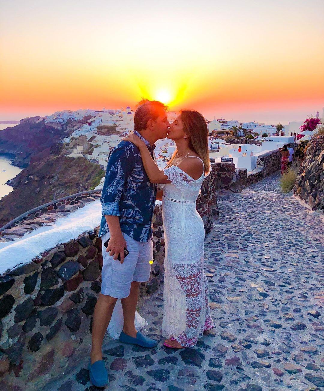 O lugar perfeito de um pôr-do-sol magnífico