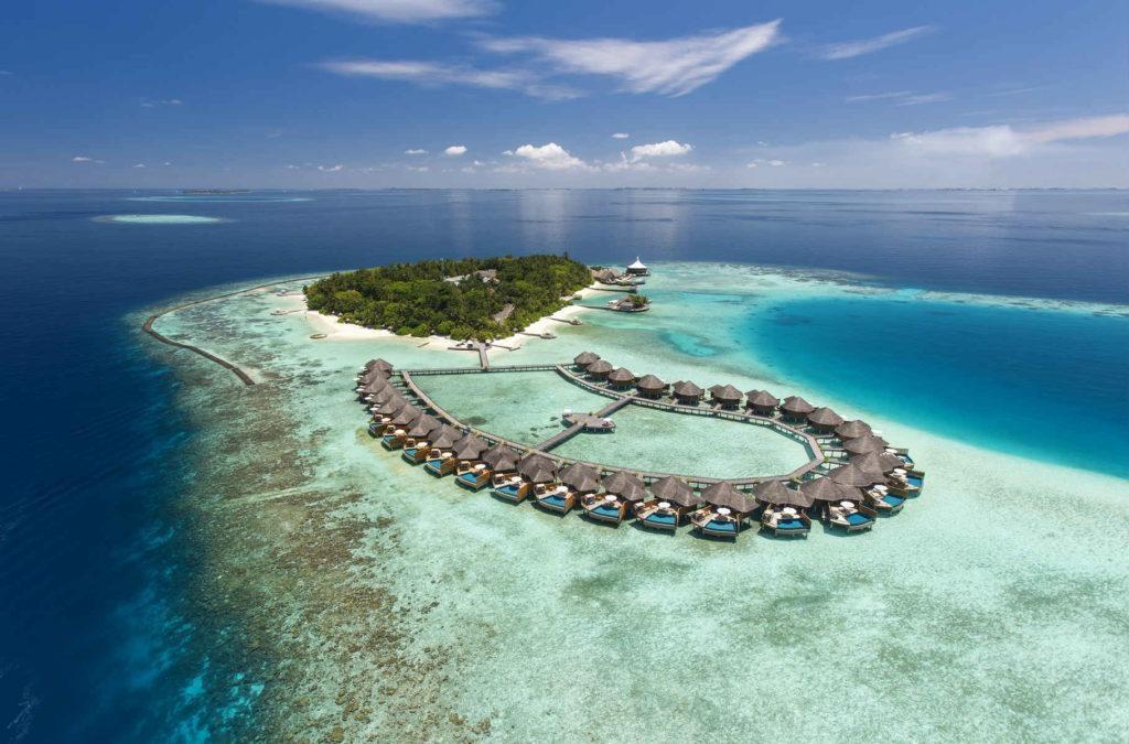 """Maldivas o """"paraíso do amor"""""""