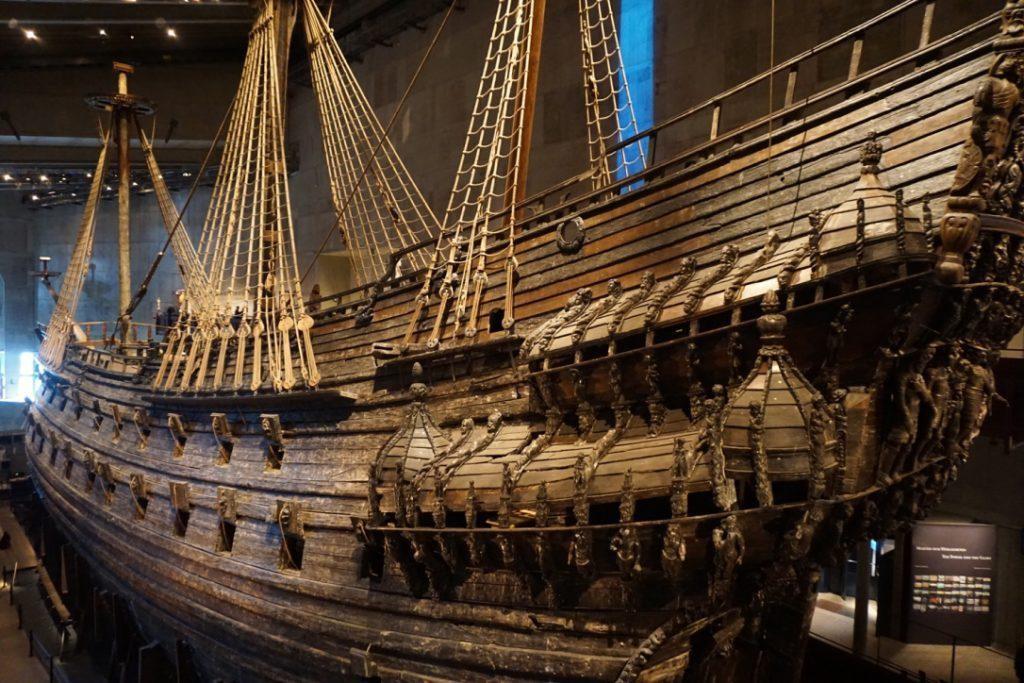 Suécia e seus museus