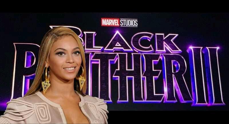 "Beyoncé pode dar voz a banda sonora de ""Black Panther 2"""
