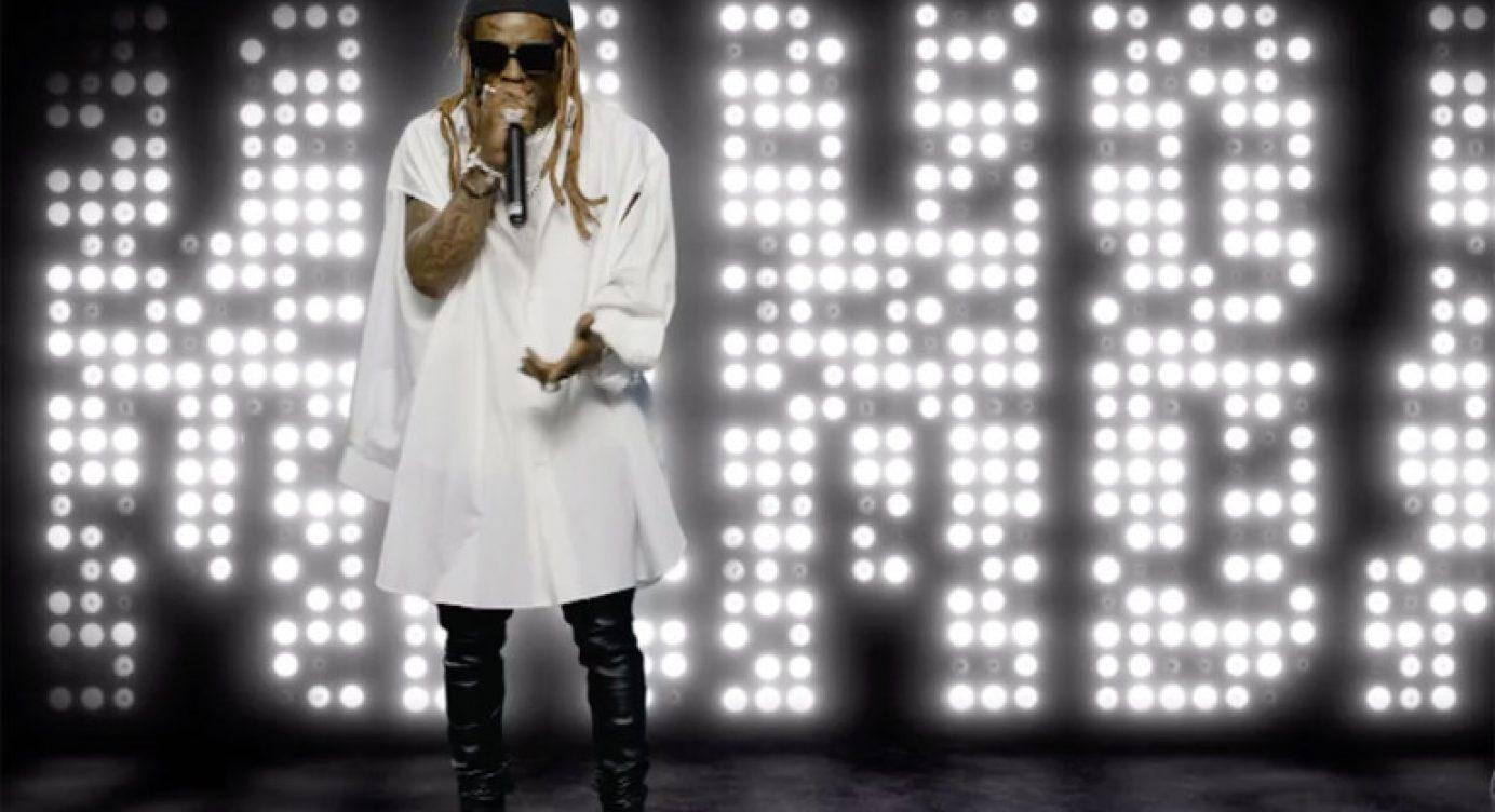 Lil Wayne canta em memória de Kobe Bryant